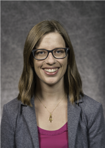 Sara Clifton, a J.L. Doob Research Assistant Professor, has published a paper on the economics of tipping. (Image courtesy of the Department of Mathematics.)