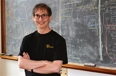 Professor Nigel Goldenfeld, Department of Physics, University of Illinois at Urbana-Champaign
