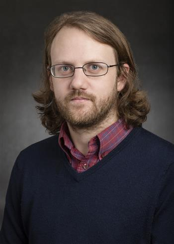 Assistant Professor Thomas Faulkner
