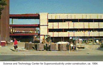 The Science and Technology Center for Superconductivity