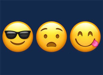 Our brains process irony in emojis, words in the same way