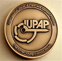 IUPAP Young Scientist Prize in Optics Medal