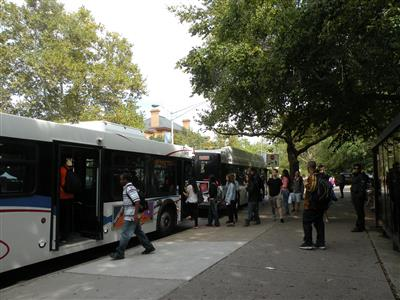 Organizations like the Champaign-Urbana Mass Transit District (MTD) not only save riders money on parking and vehicle maintenance, but they also give its users a leg up on fighting obesity. (CREDIT: Champaign-Urbana Mass Transit District)