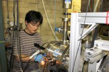 CPMI researcher Soon Wook Jung