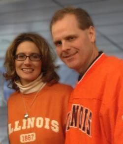 Debbie and Terrill Laughton
