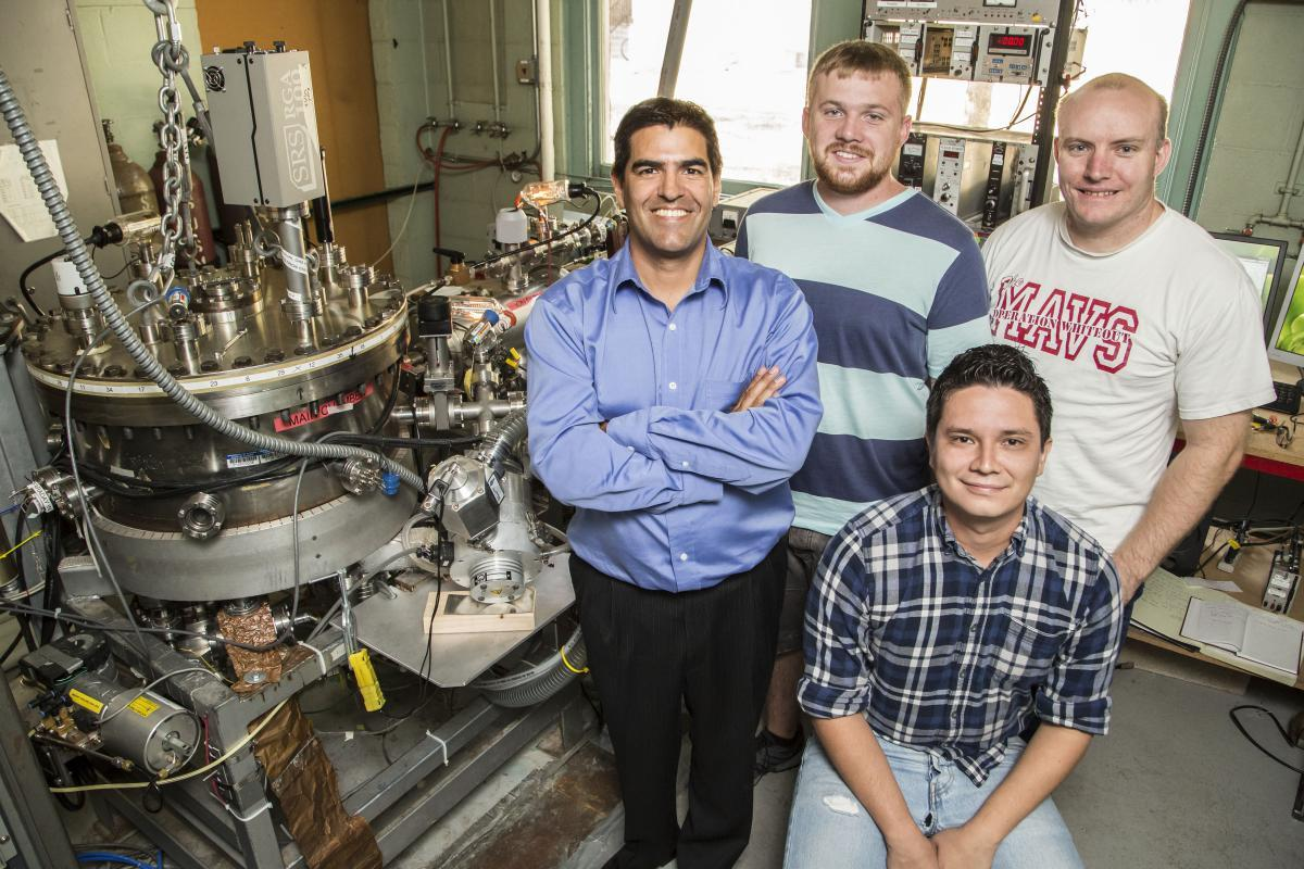 Allain Returns to Alma Mater to Grow NPRE's Plasma-Fusion Focus