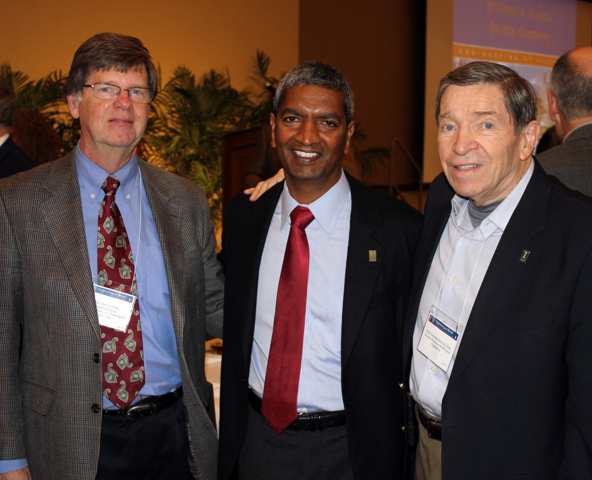 NPRE alumnus Sridhar named to National Academy of Engineering