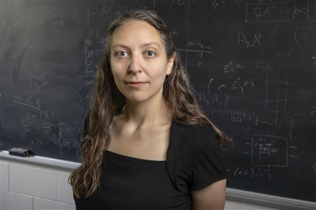 Physics Professor Julie 'Jessie' Shelton