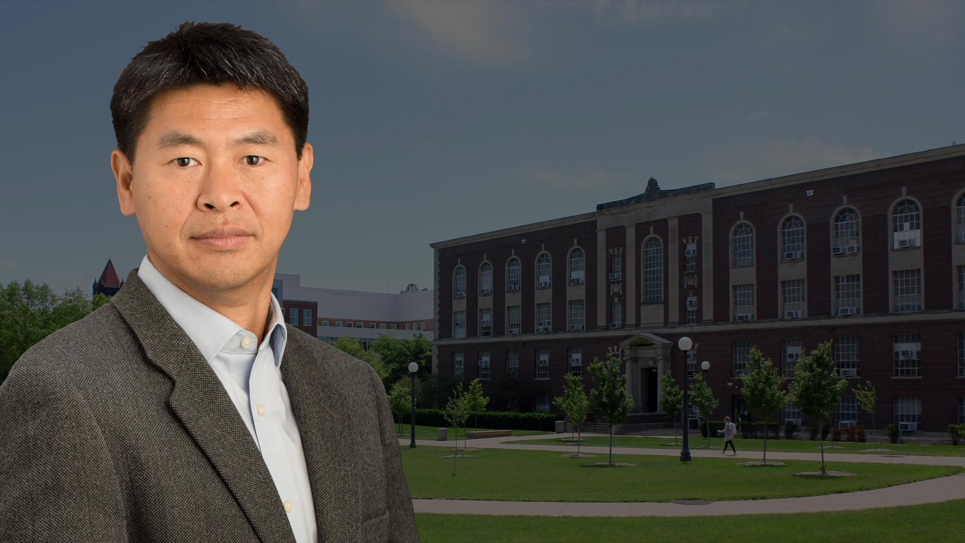 Ling-Jian Meng gains $4M NIH award to develop hyperspectral single-photon technique to image peripheral vascular disease