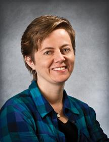 Illinois Physics Professor Naomi Makins