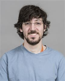 Illinois Physics graduate student Jason Dove