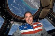 Mike Hopkins is currently aboard the International Space Station