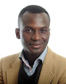 Ibrahim Cisse, Assistant Professor of Physics, MIT