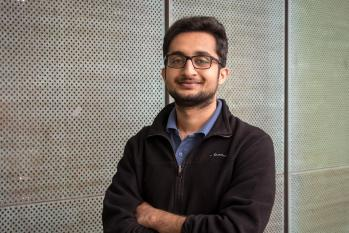 "PhD student Kartik Hegde hopes his Facebook Fellowship helps lead him to breakthrough research. ""If I can do some research that brings deep learning to all the devices around us, then that's pretty impactful."""