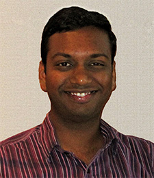 Illinois computer science Ph.D. student Rakesh Komuravelli, a Qualcomm Innovation Fellowship winner.
