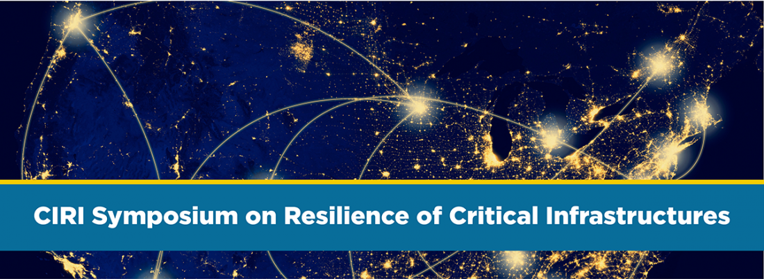Header: Resilience of Critical Infrastructure