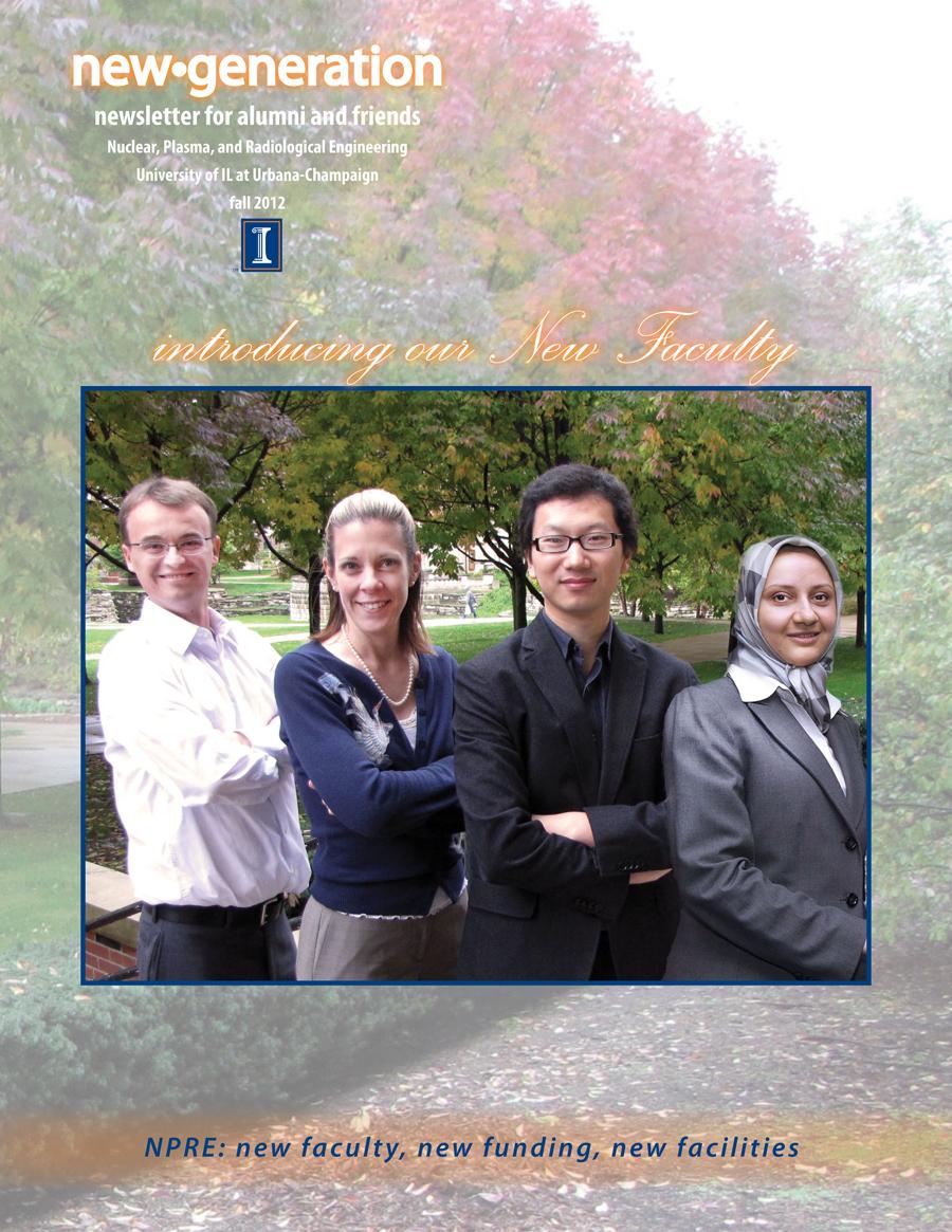 Alumni News 2012