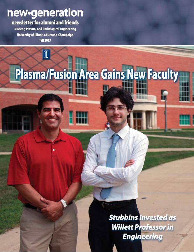 Alumni News 2013