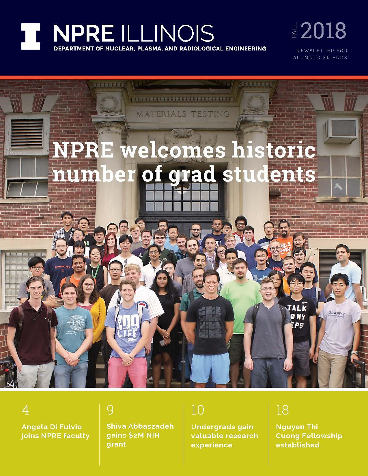 Alumni News 2018