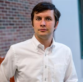 Philip Paré (PhD '18)