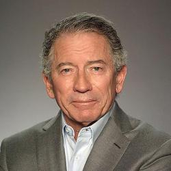 Thomas M. Siebel (BA History '75, MBA '83, MS CS '85), CEO of C3.ai.