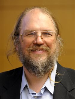 Professor David A. Forsyth, the Fulton Watson Copp Chair in Computer Science
