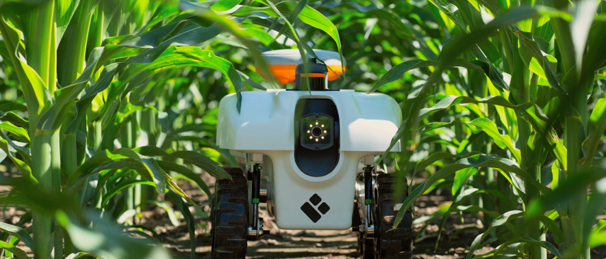 The Future of Farming is Autonomous