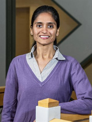 Ananya Tiwari, Illinois Innovation Prize 2020 Winner. PhD Candidate, Educational Psychology, College of Education