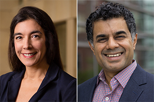 "Psychology professor Dolores Albarracin and CS professor Hari Sundaram received an NSF RAPID grant to leverage digital social networks to promote and spread healthy behaviors that combat COVID-19.[cr][lf]<p style=""margin: 0in 0in 0.0001pt; font-size: 12pt; font-family: Calibri, sans-serif;""> </p>[cr][lf]"