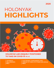 Holonyak Highlights