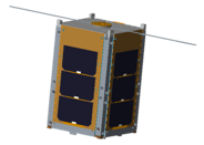 CubeSail satellite