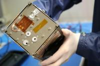 CubeSat SASSI2, which launched in April 2019