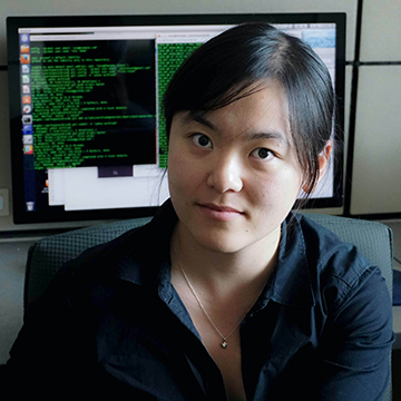 Le Xu received a 2021 CI Fellowship to pursue post-doctoral research at the University of Texas at Austin.