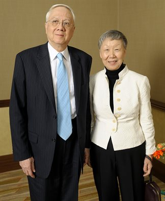 Dave and Jane Liu