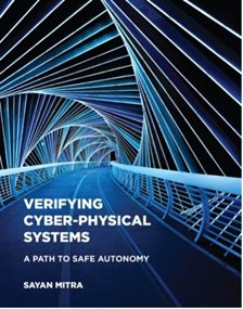 Veryfying Cyber-Physical Systems textbook cover
