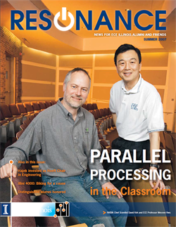 Summer 2007 Resonance Cover