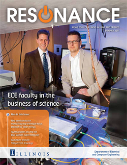 Spring 2011 Resonance Cover