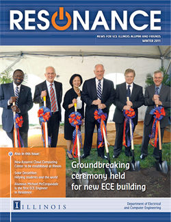 Winter 2011 Resonance Cover
