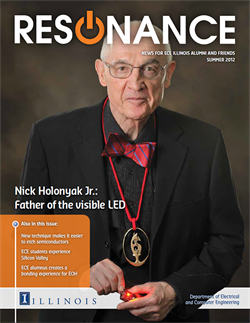 Summer 2012 Resonance Cover