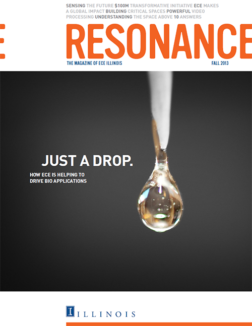 Resonance Fall 2013