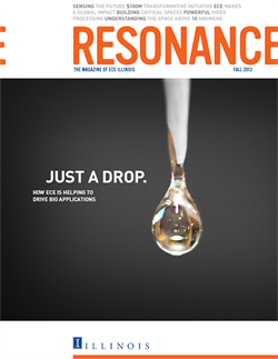 Fall 2013 Resonance Cover