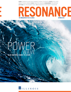Spring 2013 Resonance Cover